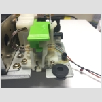 Quadram Quadjet Printhead pump - integrex colourjet canon PJ1-80a