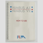 RM Nimbus AX VX How To Use Manual