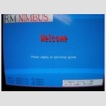 RM Nimbus please supply and operating system