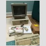 RM VX 386 25 with keyboard and manuals