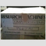 Research Machines box