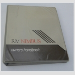 rm Nimbus - Owners Handbook Manual Front Cover