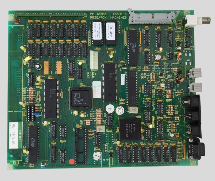 PC-186 Mainboard